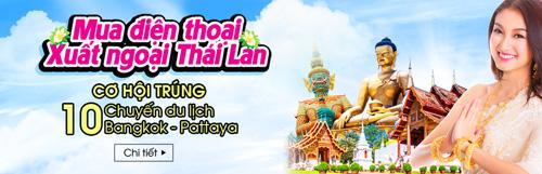 Mua điện thoại xuất ngoại Thái Lan cùng Nhật Cường Mobile - 1