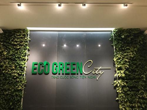 Mở bán tòa CT1 và khai trương văn phòng tại dự án Eco – Green City - 2