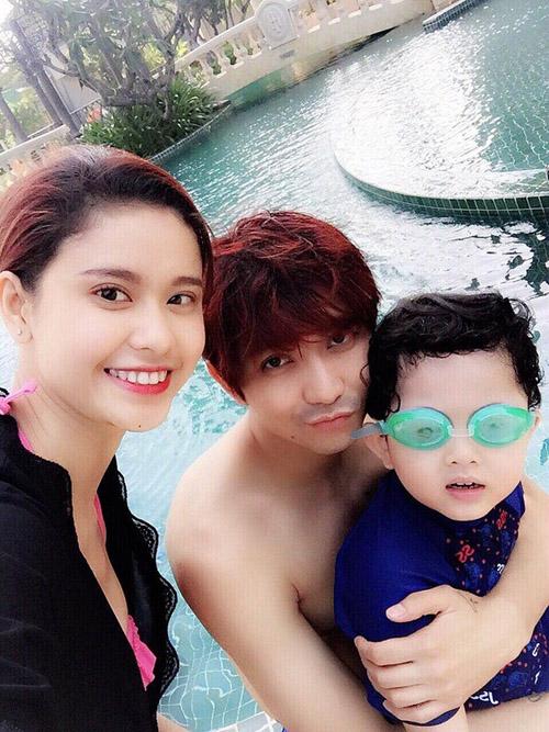 """Facebook sao 5.4: Trương Quỳnh Anh """"chỉnh đốn"""" chồng - 2"""