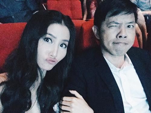 """Facebook sao 5.4: Trương Quỳnh Anh """"chỉnh đốn"""" chồng - 3"""