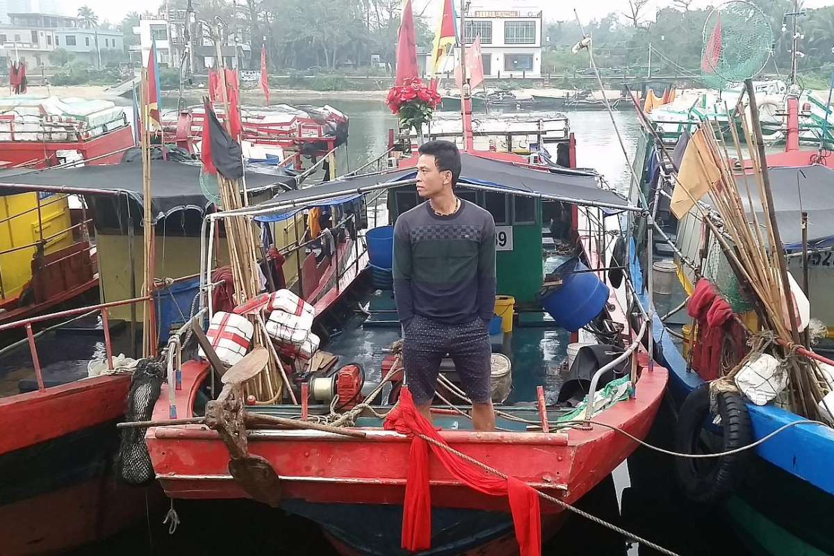TQ bỏ tiền thuê ngư dân ra Hoàng Sa, 27.000 USD mỗi tàu - 1