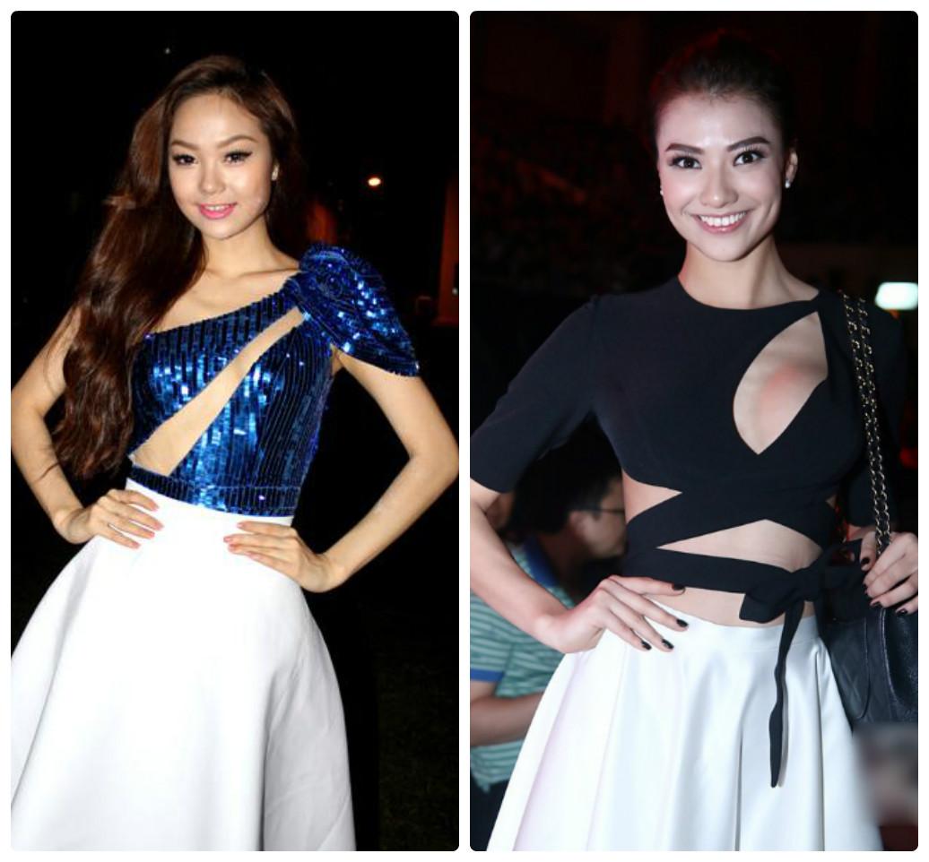 5 kiểu váy cắt xẻ được mỹ nhân khắp hành tinh mê mẩn - 3