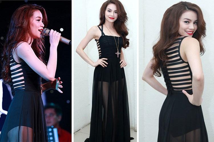 5 kiểu váy cắt xẻ được mỹ nhân khắp hành tinh mê mẩn - 12