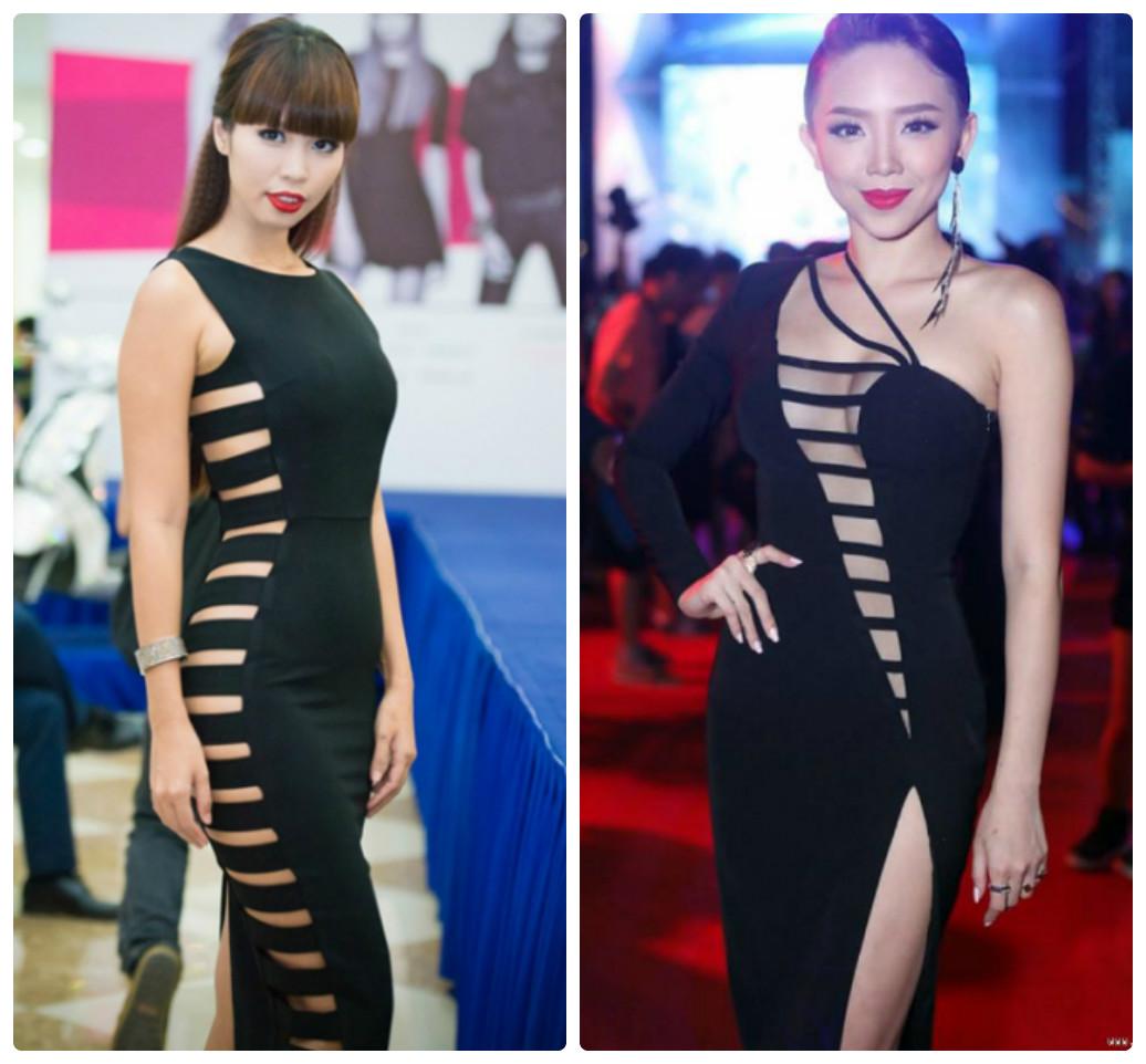 5 kiểu váy cắt xẻ được mỹ nhân khắp hành tinh mê mẩn - 13