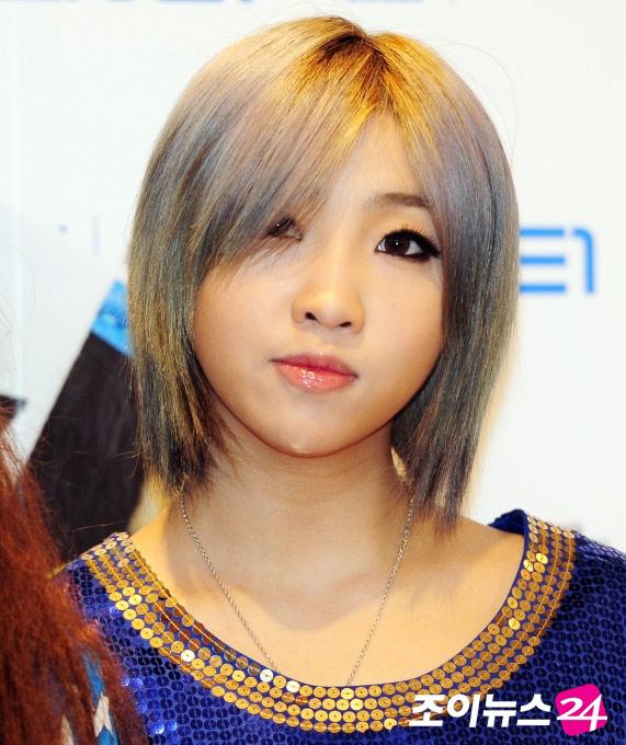 Minzy 2NE1 rời nhóm : 2NE1 chính thức thông báo Minzy rời nhóm - 1
