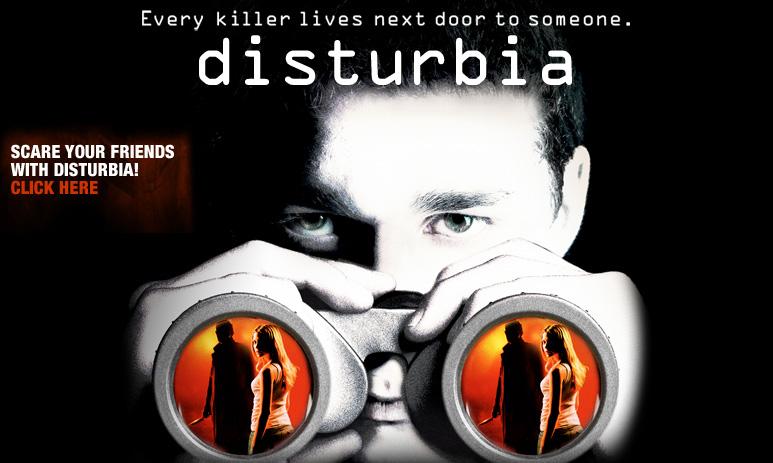 Trailer phim: Disturbia - 1