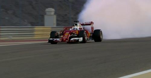 """F1 - 2 chặng, 2 xe bỏ cuộc: """"Tử huyệt"""" của Ferrari - 2"""