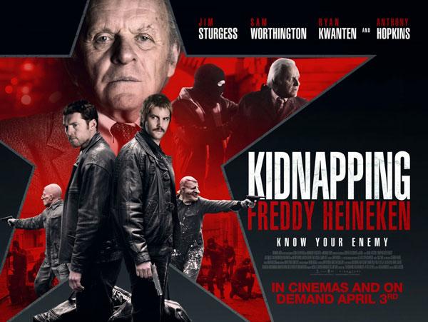 Trailer phim: Kidnapping Freddy Heineken - 1