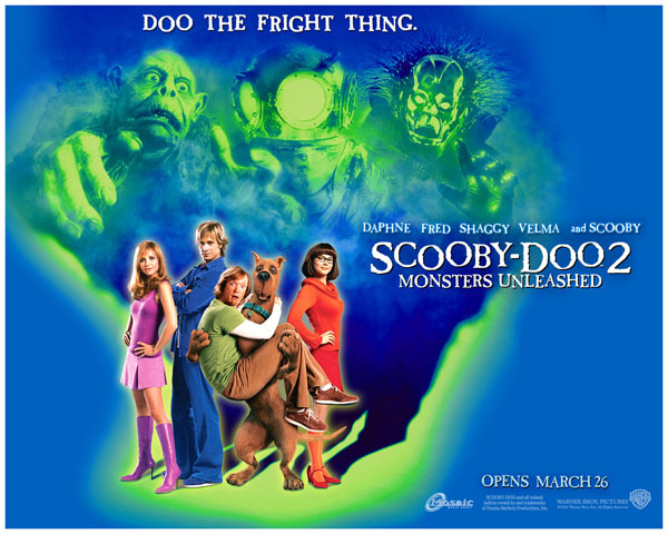 Trailer phim: Scooby-Doo 2: Monsters Unleashed - 1