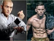 Thể thao - Đệ nhất Thiếu Lâm thắng tranh cãi cao thủ Muay Thái