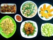 Ẩm thực - Bữa trưa đã miệng với thực đơn 6 món ngon mê