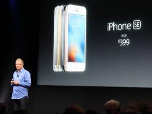 Dùng iPhone SE không phải để... khoe