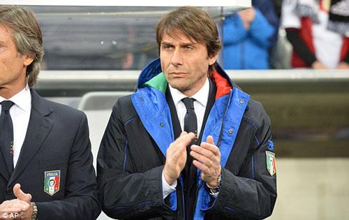"""Tới Chelsea, tân HLV Conte nhận lương """"bèo"""" - 1"""