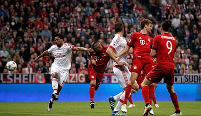 Chi tiết Bayern – Benfica: Lợi thế nhỏ nhoi (KT) - 3
