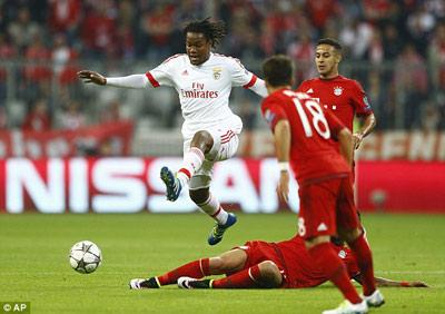 Chi tiết Bayern – Benfica: Lợi thế nhỏ nhoi (KT) - 6