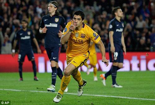 Video Barca vs Atletico Madrid - 1