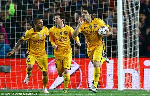 Góc chiến thuật Barca-Atletico: Dĩ độc công độc - 3