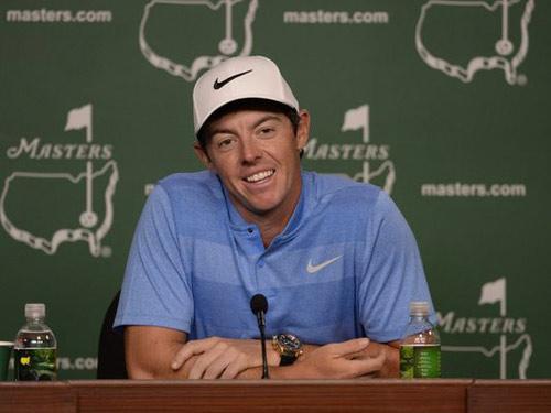 Golf 24/7: McIlroy đánh 1 gậy trúng lỗ đấu tập Masters - 1