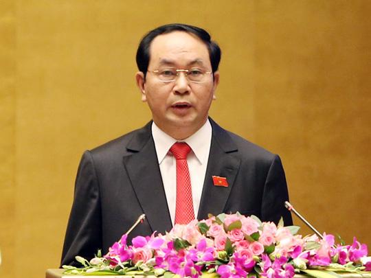 Chủ tịch nước đề nghị miễn nhiệm Thủ tướng Nguyễn Tấn Dũng - 1