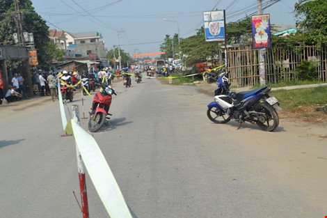 3 người trúng đạn trong vụ nổ súng kinh hoàng ở Quảng Nam - 1