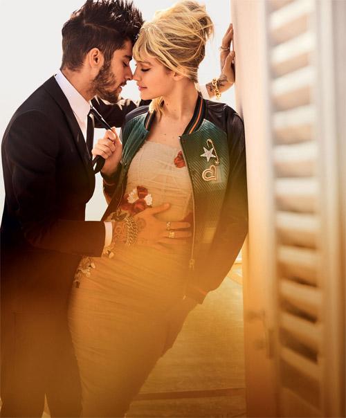 """Người mẫu 9X Gigi Hadid """"lộ"""" ảnh yêu đương nóng bỏng - 9"""