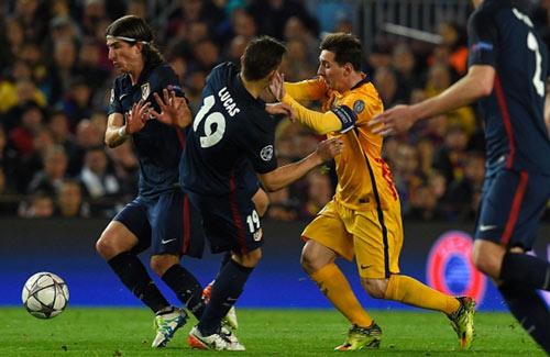 """Barca: """"MSN"""" uể oải, Messi đang biến thành Xavi - 3"""