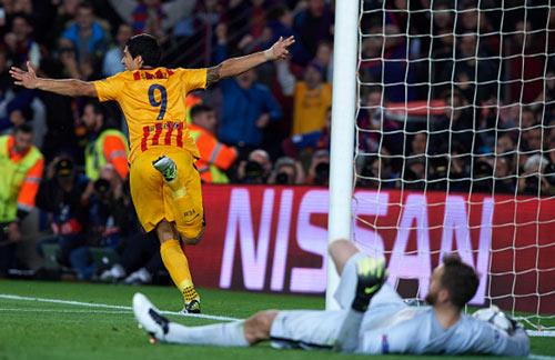 """Barca: """"MSN"""" uể oải, Messi đang biến thành Xavi - 1"""