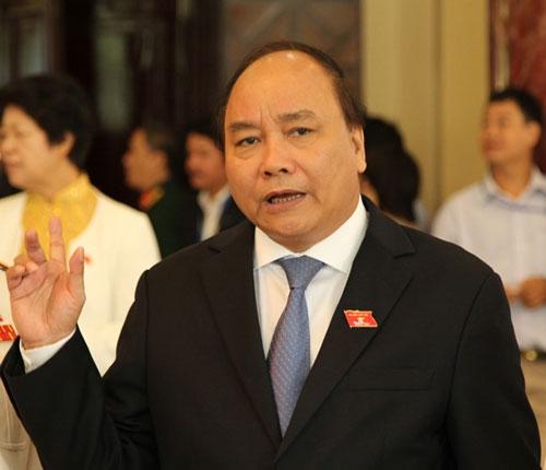 Đề cử ông Nguyễn Xuân Phúc giữ chức Thủ tướng Chính phủ - 1