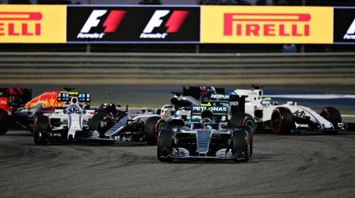 "F1: ""Gót chân Achilles"" của Mercedes - 1"