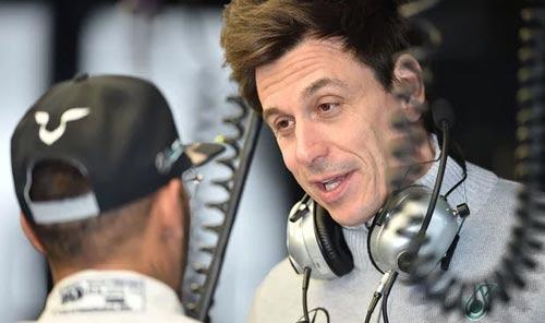 "F1: ""Gót chân Achilles"" của Mercedes - 3"