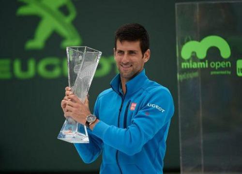 """""""Vua Masters"""" Djokovic: Phía trước còn 3 thành trì - 1"""