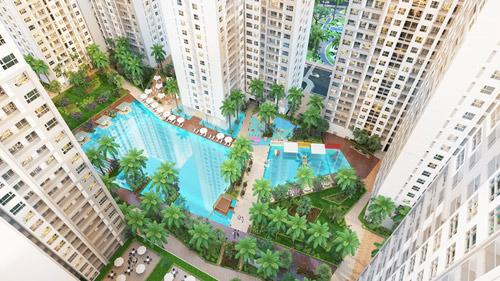 Sở hữu căn hộ cao cấp với những ưu điểm khác biệt - 3