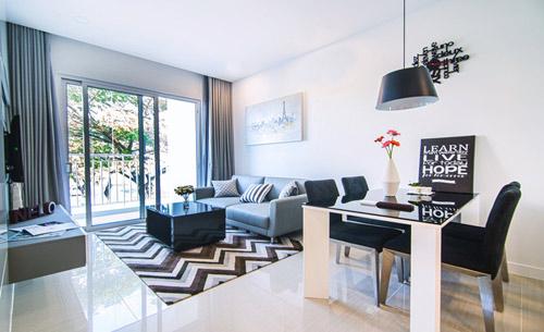Sở hữu căn hộ cao cấp với những ưu điểm khác biệt - 1