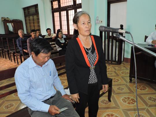 Thắng kiện UBND huyện 4,2 triệu, nộp án phí… 36 triệu - 1