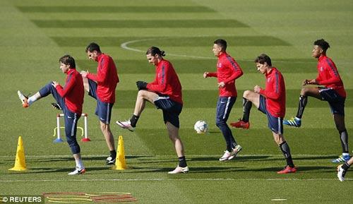 Chi tiết PSG - Man City: Aguero rời sân (KT) - 10