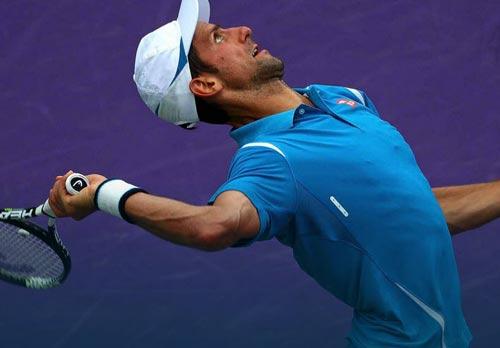 Thế giới này kém cỏi hay Djokovic quá hay - 1