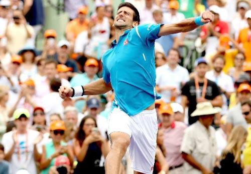 Thế giới này kém cỏi hay Djokovic quá hay - 2