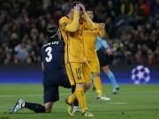 """Bóng đá - Ngỡ ngàng với hiệp 1 """"siêu lười nhác"""" của Messi"""