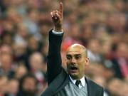 Bóng đá - Bayern thắng tối thiểu, Guardiola vẫn hạnh phúc