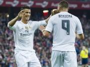 Bóng đá - Bắn hạ Barca, Benzema-CR7 đọ siêu phẩm vòng 31 Liga