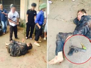 Tin tức trong ngày - Vụ trộm chó nổ súng bắn người: Triệu tập 2 thanh niên