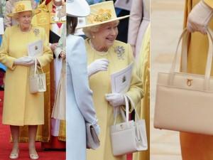 Nữ hoàng Anh đang sở hữu 200 chiếc túi hiệu này