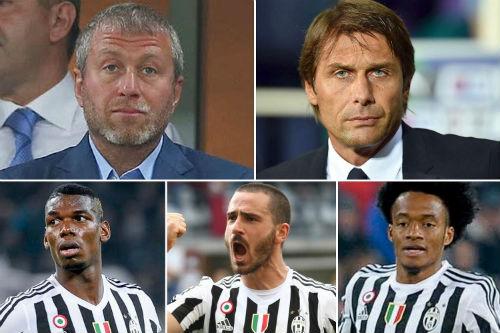 Vì Conte, Chelsea muốn phá kỷ lục thế giới cho Pogba - 1