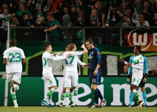 Video Real Madrid vs Wolfsburg - 1