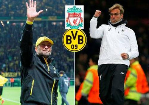 Dortmund vs Liverpool - 1