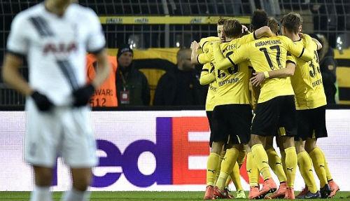 Dortmund - Liverpool - 2