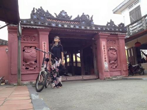 Hành trình tiểu thư 9x đạp xe từ TPHCM đến Sa Pa - 2
