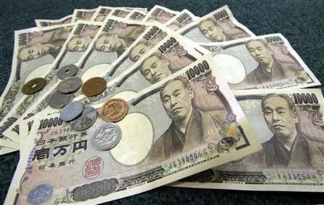 Đồng Yên Nhật lên mức cao nhất trong 17 tháng qua - 1