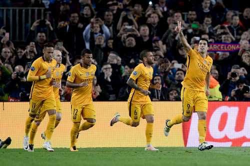 """Cúp C1: Đối thủ tự """"ngã"""", Barca mơ giải """"lời nguyền"""" - 2"""