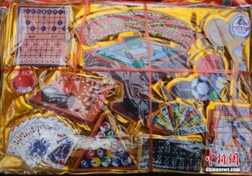 Tận thấy vàng mã… giống y thật ở Trung Quốc - 8